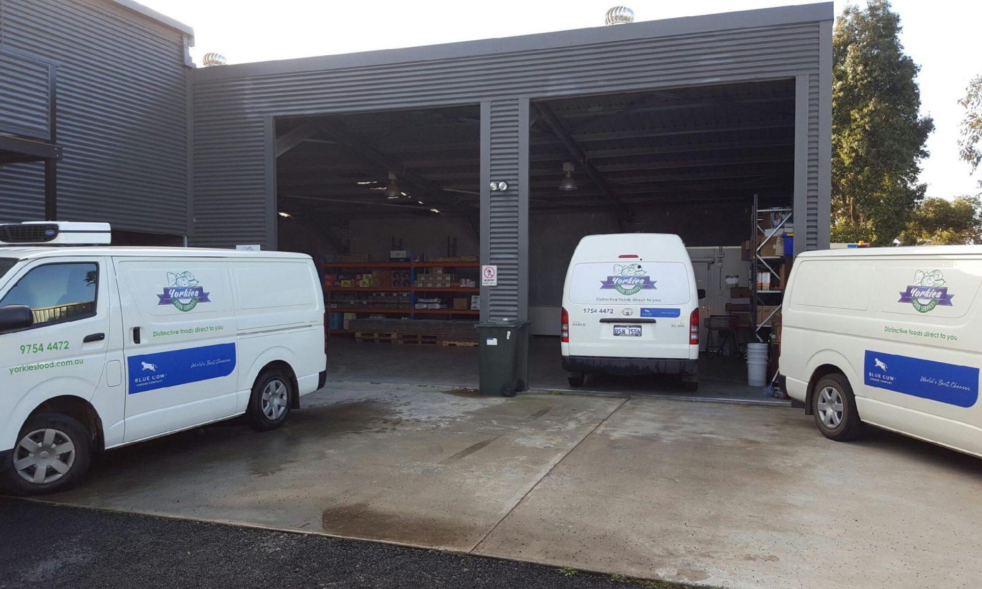 Yorkies Food Services